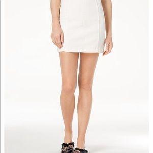 Free People Modern Femme Skirt White. BRAND NEW